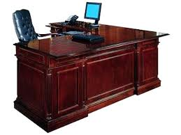 desk the works l shaped executive desk with hutch by altra l shaped executive desk