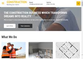 10 best wordpress themes for architects and construction agency