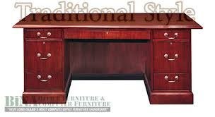 Office Desk Credenza Bina Discount Office Furniture Executive Special Sale All Wood