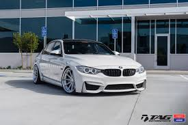 matte white bmw automotive pearl white bmw 3 series on matte silver vossen wheels