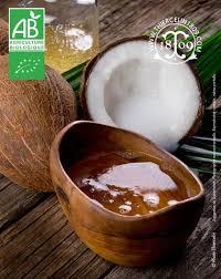huile de coco en cuisine huile de noix de coco bio bienfaits cheveux et peau santé ayurveda