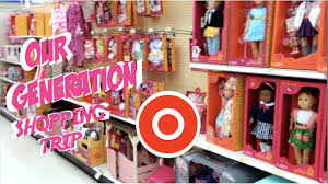 Target Our Generation Bed Our Generation Shopping Vlog At Target For American Dolls