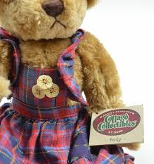 Cottage Collectibles By Ganz by Ganz Cottage Collectibles Becky Plush Bear 10 5