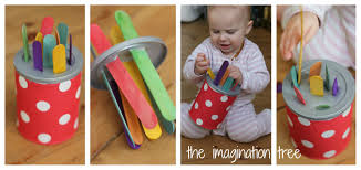 4 diy baby and toddler toys for motor skills the imagination tree