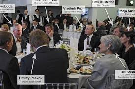 guess who came to dinner with flynn and putin nbc news