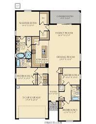 single family homes floor plans 16070 mistflower drive trevi alva florida 33920 trevi plan at
