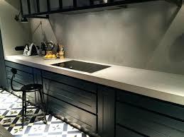 plan travail cuisine beton cire plan travail beton beton sdebain2 beton cire pour plan de travail