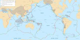 Map Of The Earth New Map Fingers Future Spots For Us Earthquakes Science Aaas