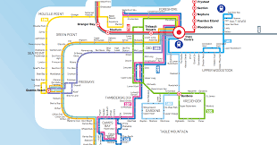 Cape Town Stadium Floor Plan by New Cape Town Bus Routes To Be Launched Future Cape Town