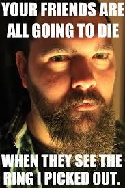 Lumberjack Meme - best of dating site murderer