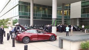 tesla outside minnesota energy coop offers renewable power to electric car