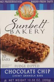 Amazon Com Quaker Chewy Granola Bars Variety Pack 58 Count by Sunbelt Bakery Dark Chocolate Chunk Chewy Granola Bars 6 Amazon