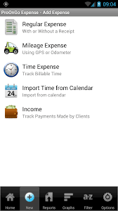 Expense Report Receipts by Proongo Expense Tracker Take A Picture Of Your Receipts U0026 The