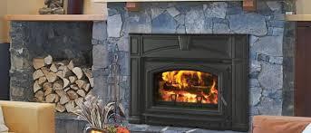 Insert For Wood Burning Fireplace by Wood Fireplace Inserts Seattle U0026 Portland Fireside