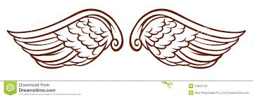 clipart angel wings cliparts for you