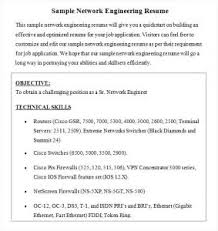 Sample Network Engineer Resume by Smart Inspiration Resumedoc 15 Network Engineer Resume Doc
