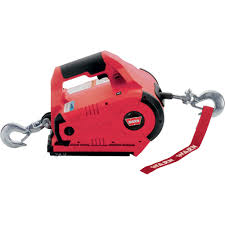 warn pullzall 24 volt handheld portable electric pulling tool