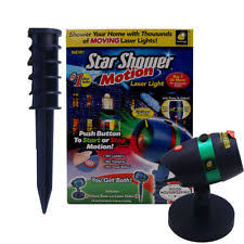 star shower magic motion laser spike light projector outdoor star projector christmas lights ebay