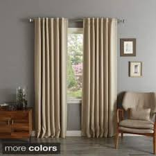 Thermal Back Curtains Thermal Curtains U0026 Drapes Shop The Best Deals For Nov 2017