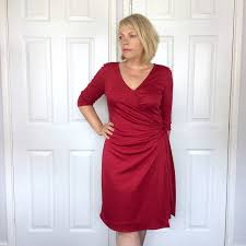 va va voom dresses the va va voom wrap dress mccalls m6884 sew smith