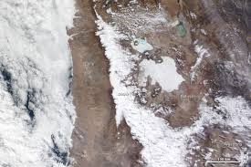 Snow In Sahara The Most Surprising Places Where It Sometimes Snows Popular