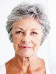 short haircuts for older women with thin hair hair style and