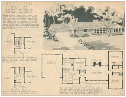 Ranch Style Home Designs House Plans 1950s Ranch Style Home Plans Alan Mascord Design