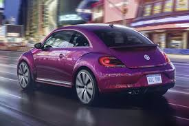 volkswagen pink new volkswagen beetle spied testing in india