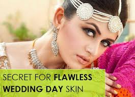 for brides secrets for flawless wedding day skin for brides to be