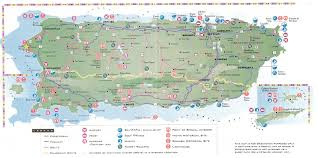 Isla Verde Puerto Rico Map by Maps Update 600388 Tourist Attractions Map In Puerto Rico