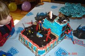 super hero super hero cake
