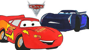 disney cars 3 coloring pages lightning mcqueen jackson sto u2026 flickr