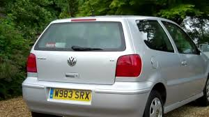2000 w vw polo e 1 4cc 3dr 1495 youtube