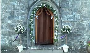 Wedding Arches In Church Wedding Church Candles Church Lanterns Floral Arches Bridal