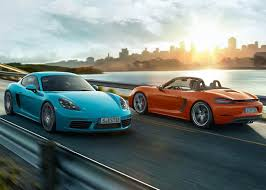 porsche india porsche 718 cayman and porsche 718 boxster launched in india