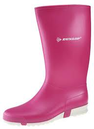 dunlop boots canada s dunlop sport pink wellington waterproof wellies boots