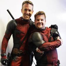 ryan reynolds auditions potential ridiculous sidekicks for