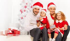 family christmas family christmas cards joshua brassow hired family for