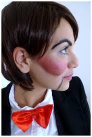 ventriloquist puppet makeup mugeek vidalondon