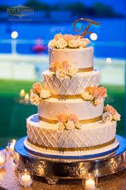 Wedding Cake Island Glen Island Harbour Club Wedding Nicole Jamie New York