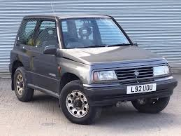 1994 suzuki vitara jlx 1 6 engine 3 door hard top service