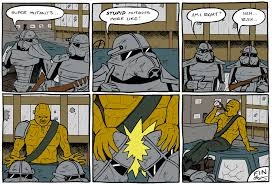 Funny Fallout Memes - fallout 3 comic by third bear on deviantart