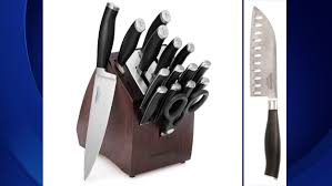 calphalon recalls 2 million knives after reports of finger hand