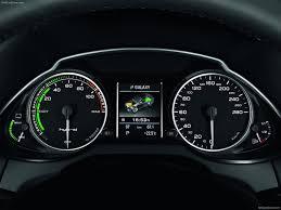 Audi Q5 Interior - audi q5 hybrid quattro 2012 picture 24 of 33