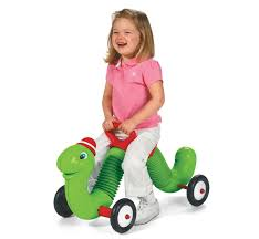 the inchworm bouncing toy for children kids ride on toys