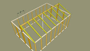 brokie build your own pent shed plans