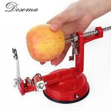 heimat k che bar 3 in 1 apple peeler schneiden edelstahl obst maschine geschälten