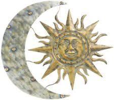 sun garden ornament ebay