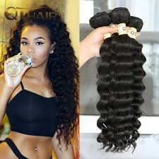 top hair companies ali express indian virgin hair loose deep wave 4 bundles 7a unprocessed human