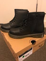 womens boots ballarat doc martens delaney youth womens leather boots s shoes